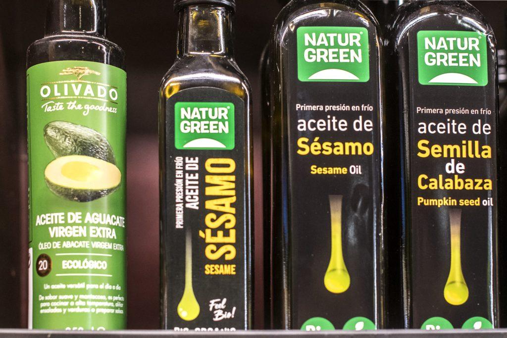 aceite ecológico